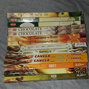 14 Food scented Incense ☆New☆9 scents